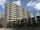 阪急南茨木ハイタウン駅前高層住宅H棟 の外観