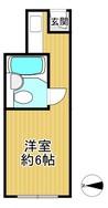 ユニゾーン新大阪の間取り図