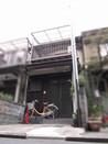 京都府京都市南区西九条池ノ内町の外観