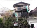 京都府京都市左京区岩倉木野町の外観
