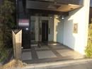 アスヴェル京都西京極のエントランス