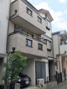 京都府宇治市莵道出口の外観