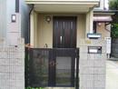 兵庫県神戸市須磨区戸政町4丁目の玄関