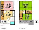 兵庫県神戸市垂水区泉が丘2丁目の間取り図