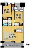 ワコーレ須磨名谷ステーションマークスの間取り図
