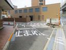 ティオ舞子の駐車場