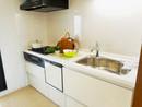 甲南アドミール六甲のキッチン