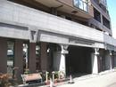 グランプレステージ西明石駅前のエントランス