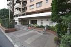 東武西新井東口サンライトマンションAのエントランス