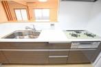 ライフピア谷塚ステーションアリーナのキッチン