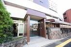 東武西新井第一サンライトマンションのエントランス