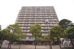 東大島ファミールハイツ1号館の外観