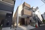 東京都板橋区小茂根1丁目の外観