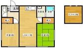 事業用 茂原市本納 貸家3棟 オーナーチェンジの間取り図