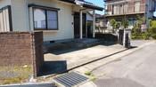 3方角地で解放感あり 日当たり良好 睦沢町川島の駐車場