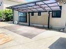 2019年5月内装リフォーム 平屋住宅 長生郡長生村岩沼の駐車場