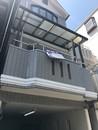 大阪市北区長柄中 中古戸建の外観