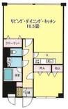 湯島ハイタウンB棟の間取り図