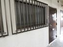 ライオンズマンション寄宮の玄関