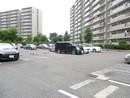 コープ野村 C棟の駐車場