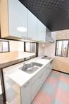宇宿1丁目 中古戸建のキッチン
