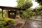 日本の文化と伝統が息づく私邸の外観