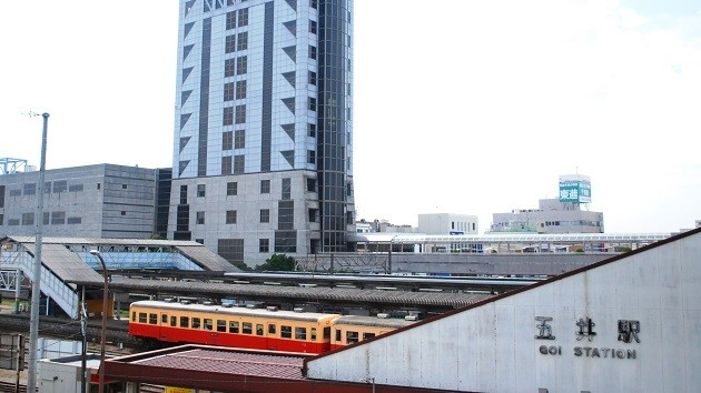 千葉県市原市の中心街!子どもと行ける、JR五井駅東口周辺のお出かけスポット