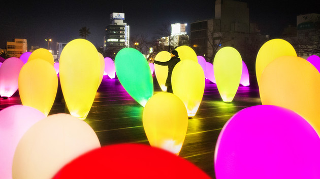 チームラボ「チームラボ 森と湖の光の祭」開催!メッツァビレッジがいよいよ11月9日開業