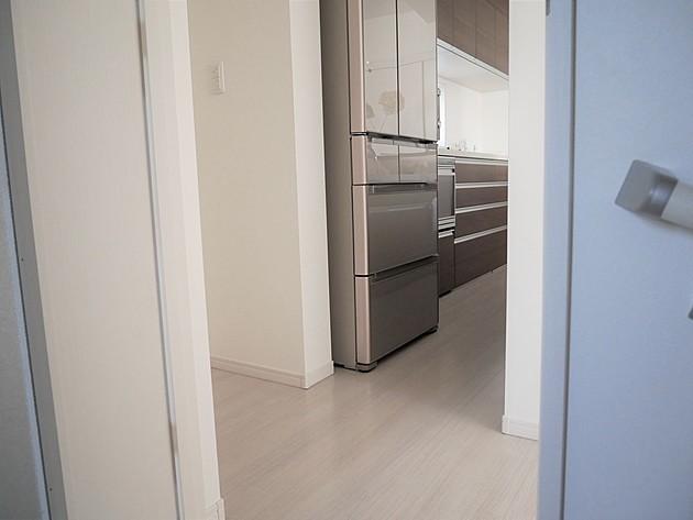 【実例】玄関のみ共有する「分離型二世帯住宅」の収納アイデア