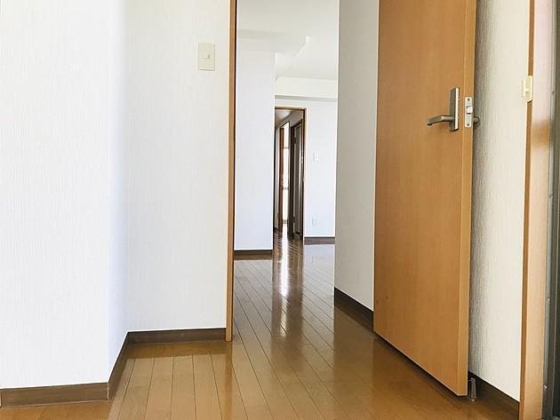 建て付けの悪いドアを直すちょっとしたコツ