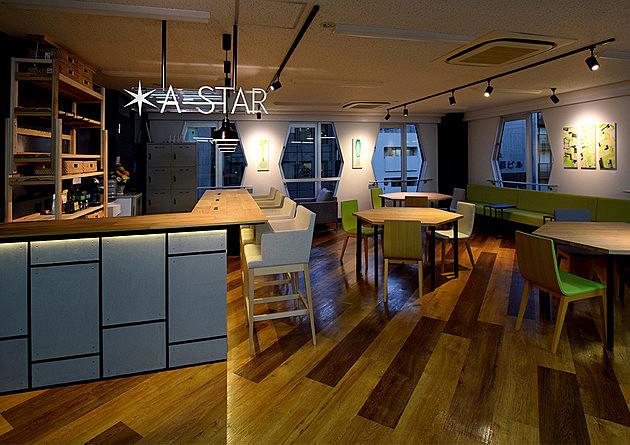 「A-STAR」のオフィスが狭くても開放的で広く使えるワケ