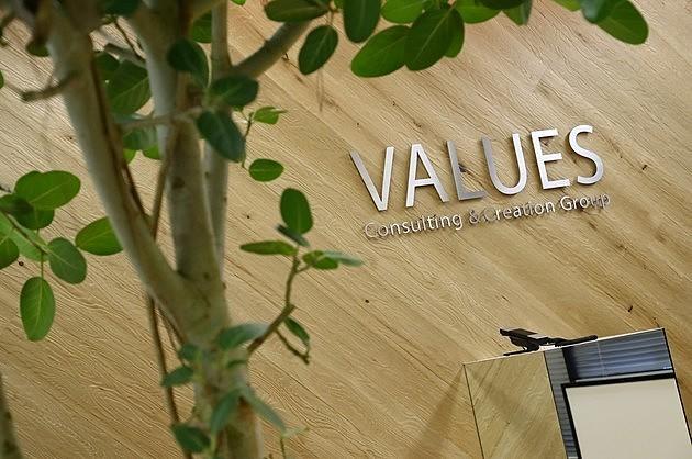 3フロアを上手に使いこなしている「ヴァリューズ」のオフィスを訪問!