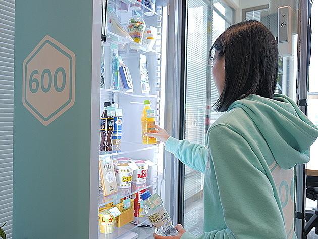 【サービス紹介】無人コンビニ「600」がオススメな理由