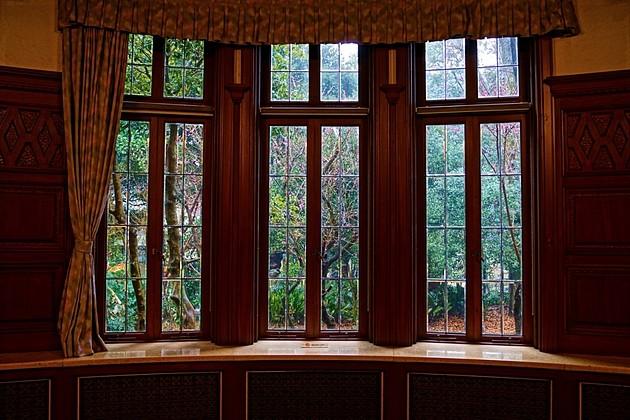 出窓で見せるオシャレ空間