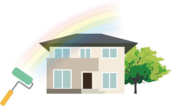 外壁塗装・リフォームの耐用年数の目安は?塗料の種類・下地処理がポイント