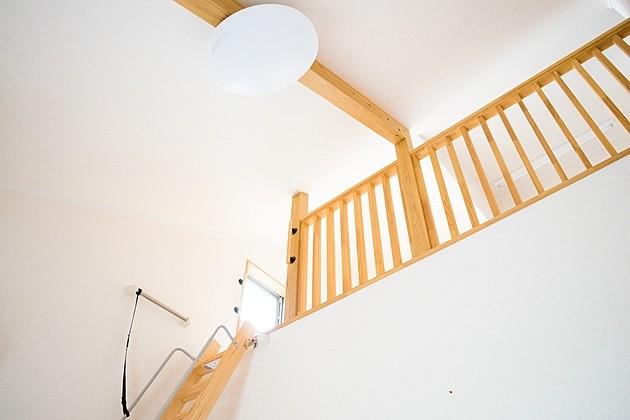 スペースを有効活用!屋根裏部屋の作り方