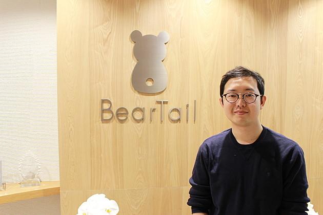 時間革命をミッションに掲げる「BearTail」が居抜きオフィスを選んだ理由
