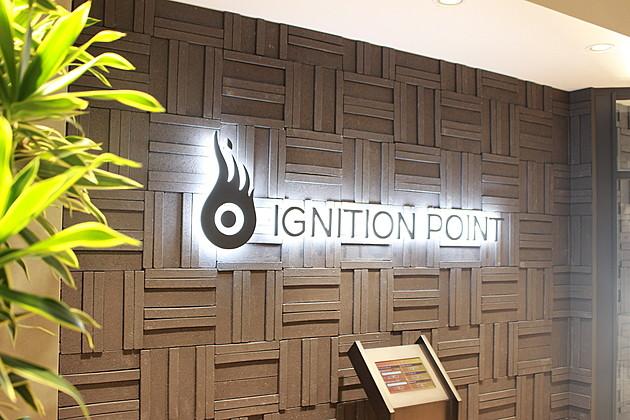 アイデア創出を加速する「イグニション・ポイント」の新オフィス