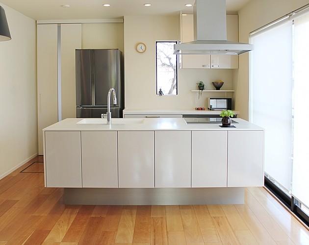 自分に合う「システムキッチン」は何型?スタイル別の特徴やメリット・デメリットとは