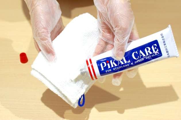 ケア ピカール ピカールでキッチンのシンクを磨いてピカピカにしてみた