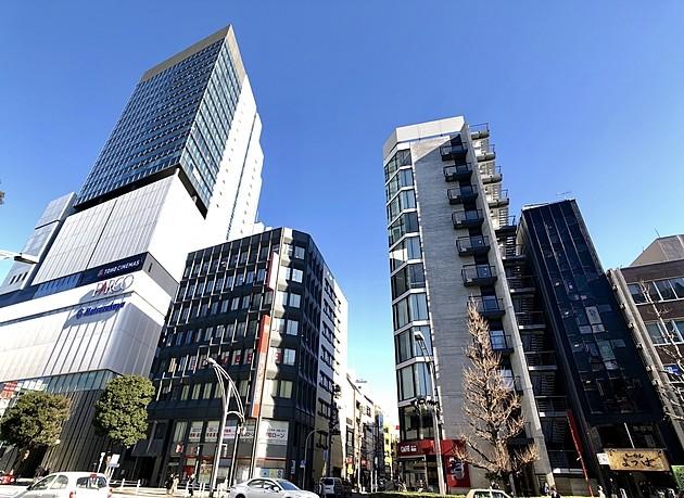 商業地域はどんな場所?住宅を建てて住む場合の注意点、建築制限・地域環境を解説