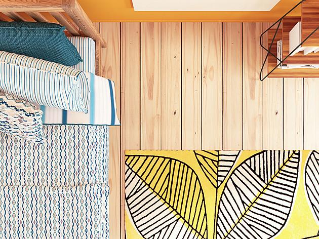 「せまい部屋を広く見せる」5つの法則とは?家具の配置のコツも解説