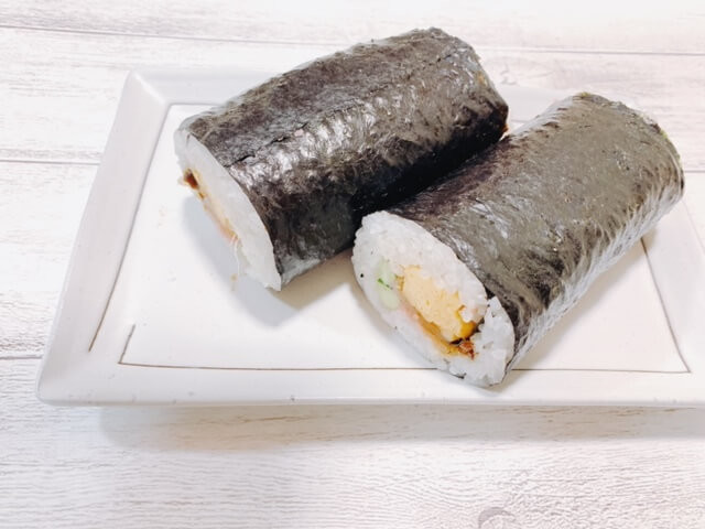 恵方 銚子 巻き 丸