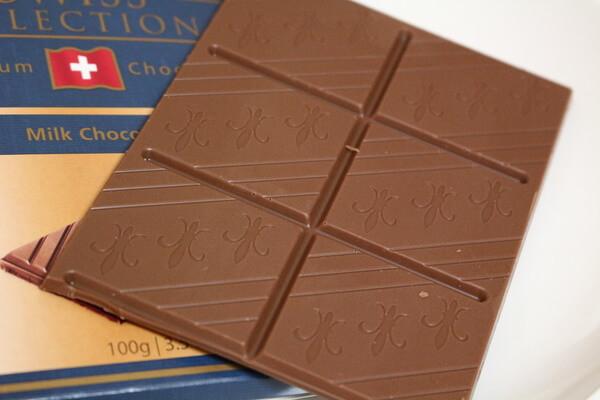 スイスセレクション ミルクチョコレート