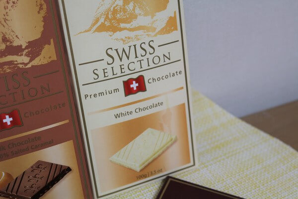 スイスセレクション ホワイトチョコレート