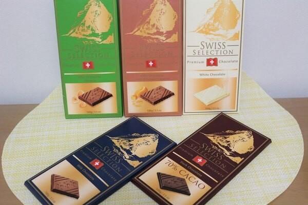 スイスセレクションチョコレート