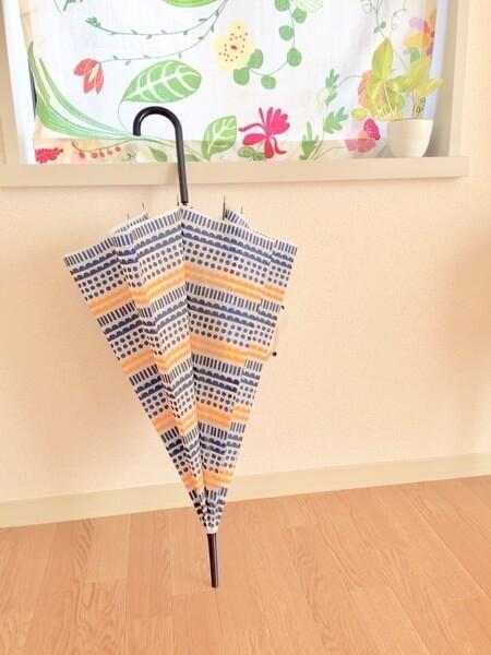 プリントビニール傘ドット(60cm)