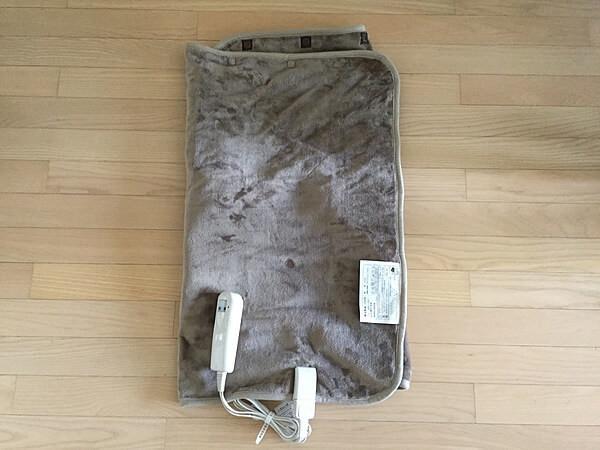 電気 毛布 無印