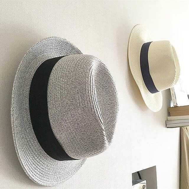 収納 ベレー 帽
