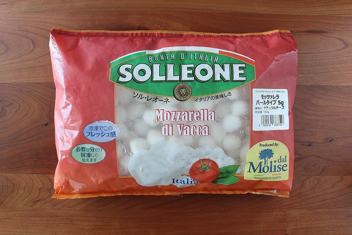 モッツァレラ チーズ コストコ